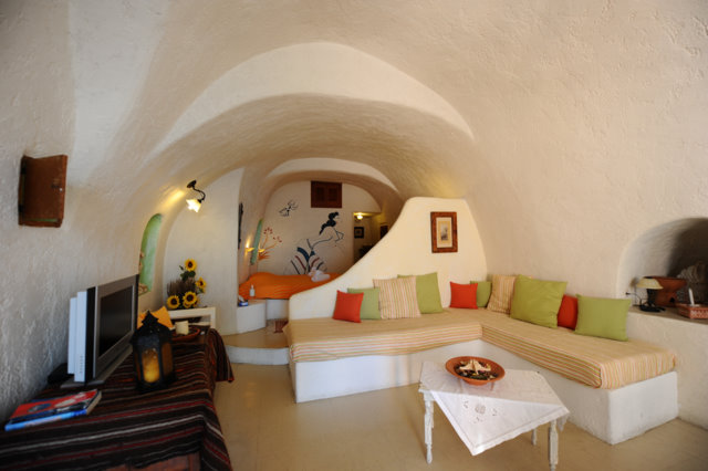 kavalari hotel santorini - Cave Hotel Santorini